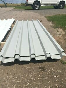 Details about METAL WALL/ROOF SHEETS,BOX PROFILE,CLADDING,METAL SHEETS  0 5  GAUGE AGRI-CLAD