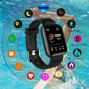 Bluetooth-Smart-Watch-Heart-Rate-Oxygen-Blood-Pressure-Sport-Fitness-Tracker