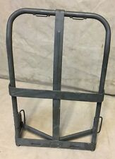 USGI MILITARY SURPLUS ALUMUMINUM ALICE PACK or RUCKSACK FRAME FITS LC-1 and LC-2