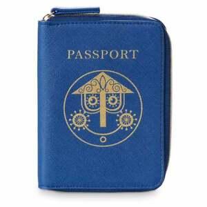 Disney-Parcs-disney-It-039-s-A-Petit-Monde-Passport-Etui-Neuf-avec-Etiquettes