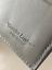 miniatura 8 - ORIGINALE Off-White Wallet Grey stagionalmente LOGO Yen WALLET NUOVO