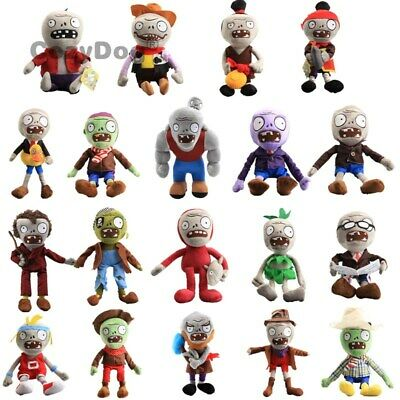 ZOMBIES Series PVZ Soft Plush Stuffed Doll Funny Toy Game 2019 Hot PLANTS vs