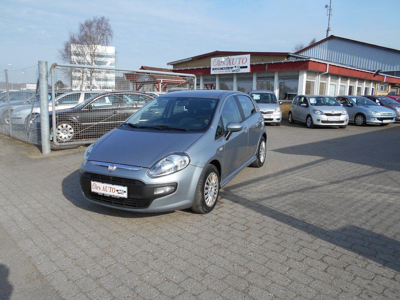 Fiat Punto Evo 1,3 MJT 85 Dynamic 5d - 39.900 kr.