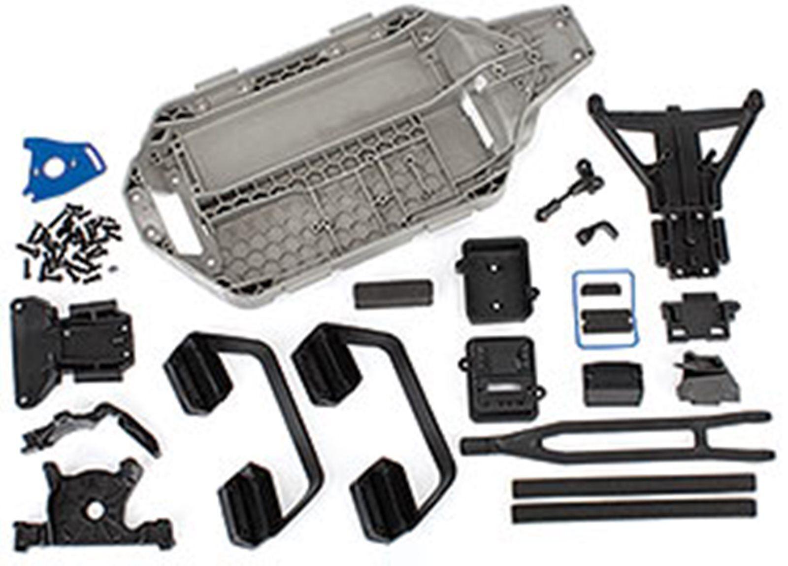 Low  CG Chassis Conversion Kit Traxxas Slash 4x4  TRA7421  garantito