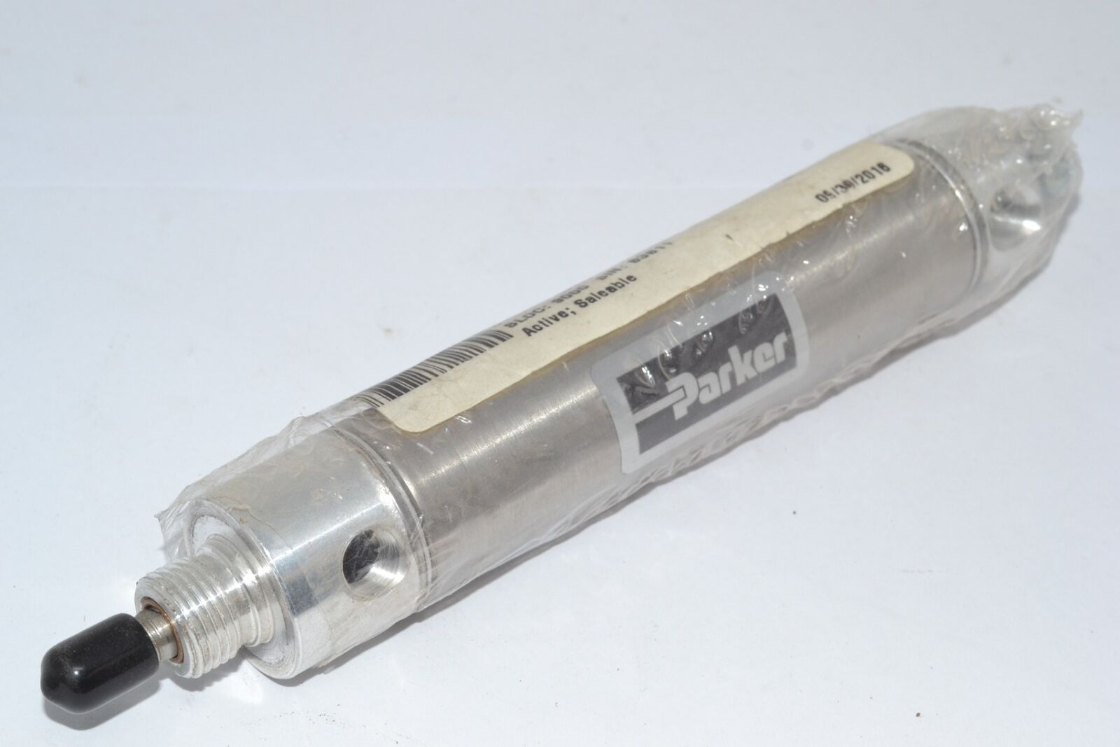 """1-1//16/"""" Bore Round Double Acting Air Cylinder 3/"""" Stroke PARKER 1.06DPSR03.00"""