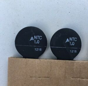 24 Pc.  EPCOS  B57237S109M Thermistor. ICL NTC, 1 ohm, -20% to +20%