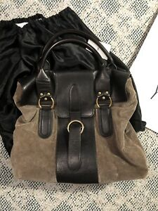 Details About Ysl Men Small Weekender Bag 19 Height With Handles
