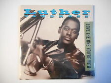 LUTHER VANDROSS : LOVE THE ONE YOU'RE WITH [ CD SINGLE NEUF PORT GRATUIT ]