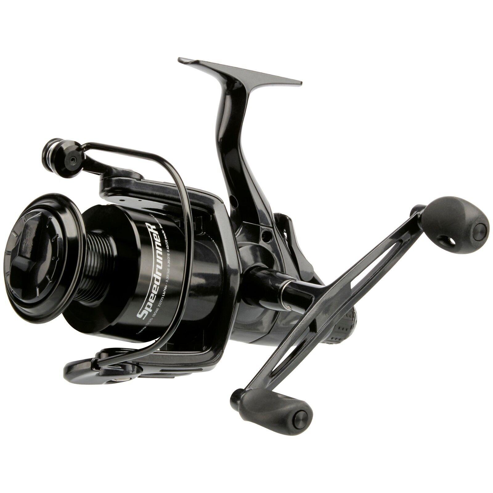 Carp Pro Speed Fishing Reel Free Spool System Double Handle