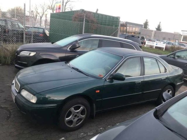 Rover 600, Benzin, 2000, km 180000, nysynet, ABS, airbag,…