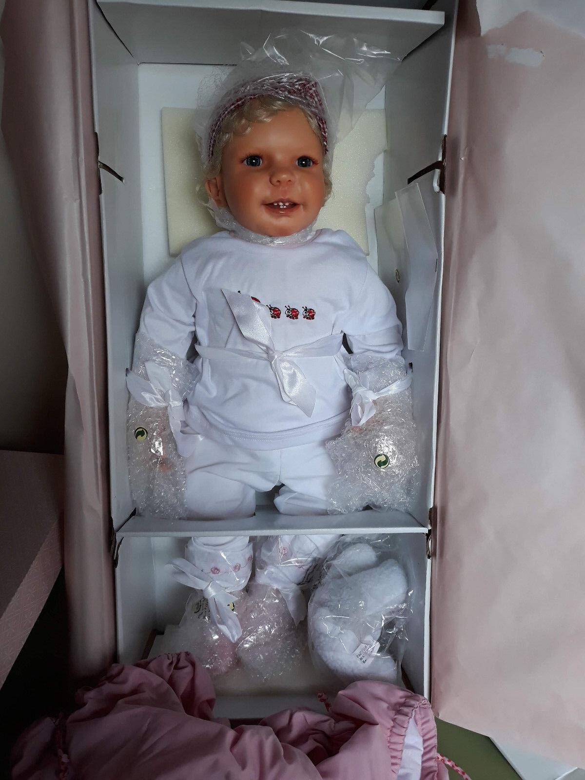 Katja Katja Katja Schneider Ruth Kunz  Resin Künstlerpuppe Puppe Barbara Baby 00d298