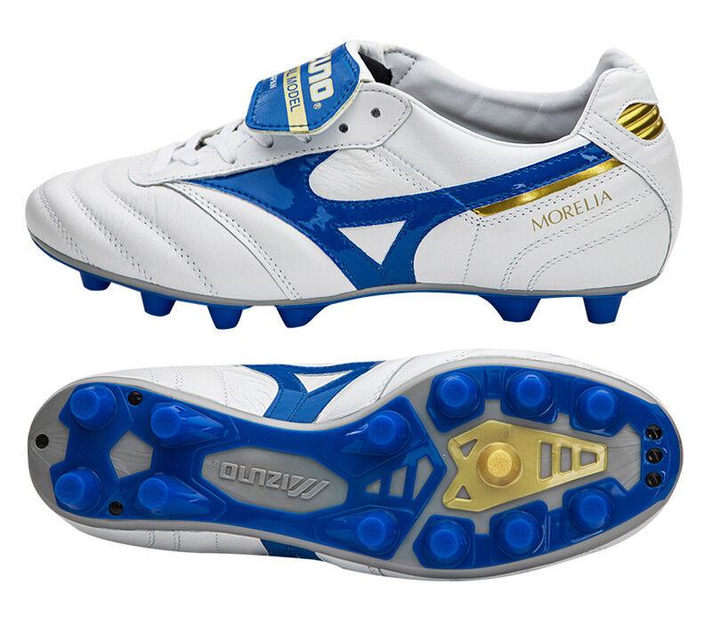 Mizuno Morelia II JAPAN (P1GA19191919) Soccer Cleats schoenen Football laarzen