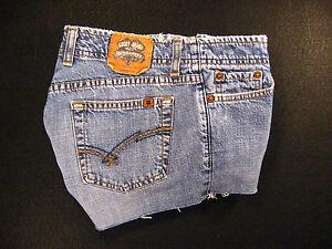 tagliati W bassa Jeans Brand vita tagliati Flirtie 27 a Lucky misurata Shorts XAvdA