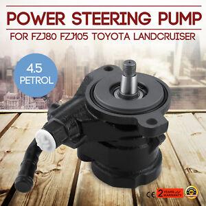 Power-Steering-Pump-For-FZJ80-FZJ105-Toyota-Landcruiser-4-5L-80-Series-92-02-New