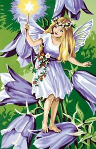 SEG de Paris Tapicería / Bordados Lienzo – Fairy And The Campanillas