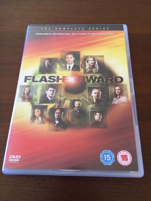 FLASHFORWARD SERIE COMPLETA 6 DVD - 22 CAPS + BONUS- 819 MIN CASTELLANO INGLES