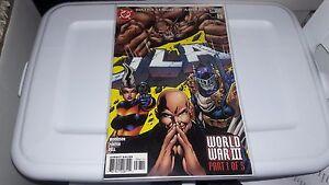 JLA-1997-36-37-38-39-40-41-6-issue-lot-run-Morrison-Porter-WWIII