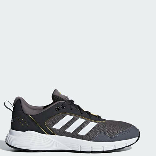 Adidas BB7614 Homme Fluid Cloud Neutral Running  chaussures  Gris  Blanc  sneakers