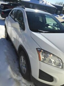 2014 Chevrolet Trax only 72000km