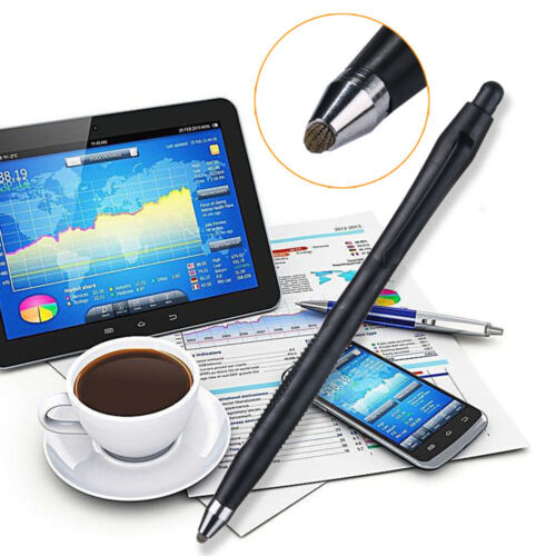New TouchScreen Pen Stylus Universal For iPhone iPad For Samsung Tablet FGT