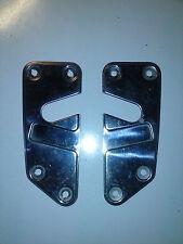 fiat dino coupe set of door plates