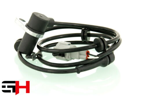 1 ABS Sensor HA HINTEN RECHTS für NISSAN PATHFINDER R50 Bj GH NEU 1997-2004
