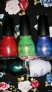 Sinful-Colors-Professional-Nail-Polish-Pink-Purple-Silver-Red-Gold-BUY2GET1FREE