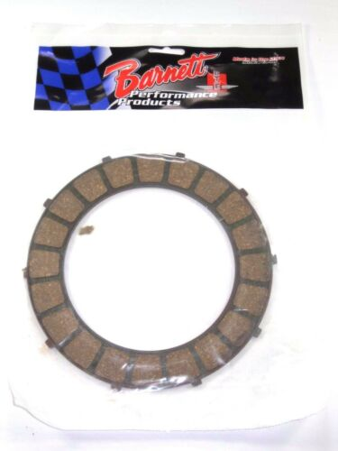 tRIUMPH CLUTCH PLATE Barnett 57-1362 T120 BSA A65 drive friction plate 522