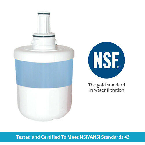 1 Pk Replacement Water Filter For Samsung RF26XAEWP Refrigerator Water Filter