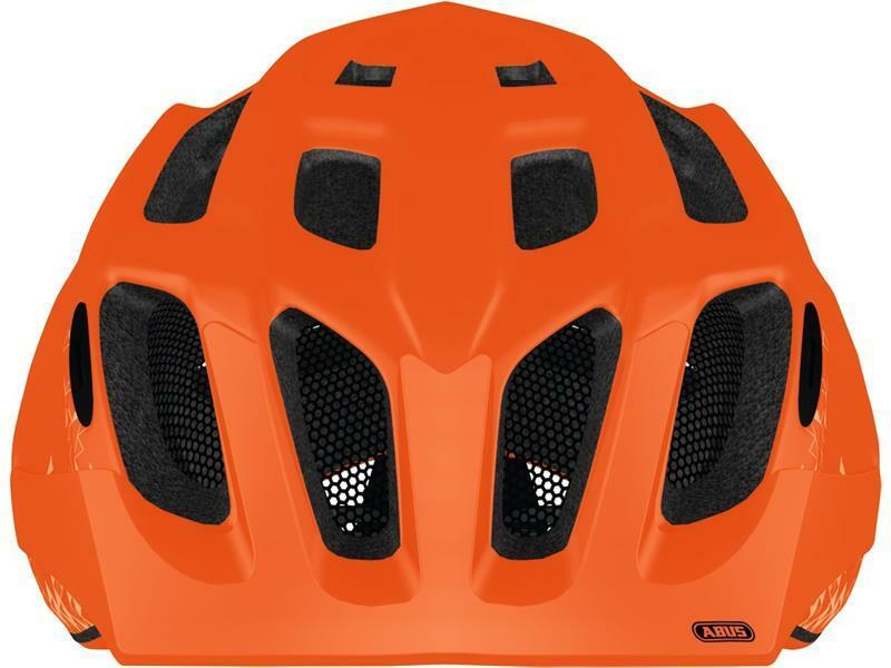 ABUS MOUNTK trey orange M Fahrradhelm