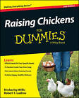 Raising Chickens For Dummies by Robert T. Ludlow, Kimberly Willis (Paperback, 2015)