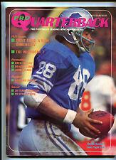 Pro Quarterback # 9 Sept 1972 Charlie Sanders Greg Landry Deacon Jones     MBX16