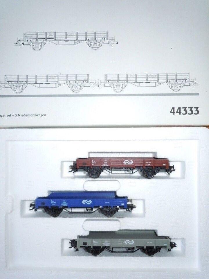 Modeltog, Märklin Forskellige Togsæt, skala H0