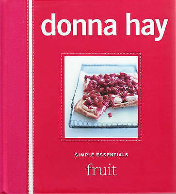 Fruit by Donna Hay (Hardback, 2007)