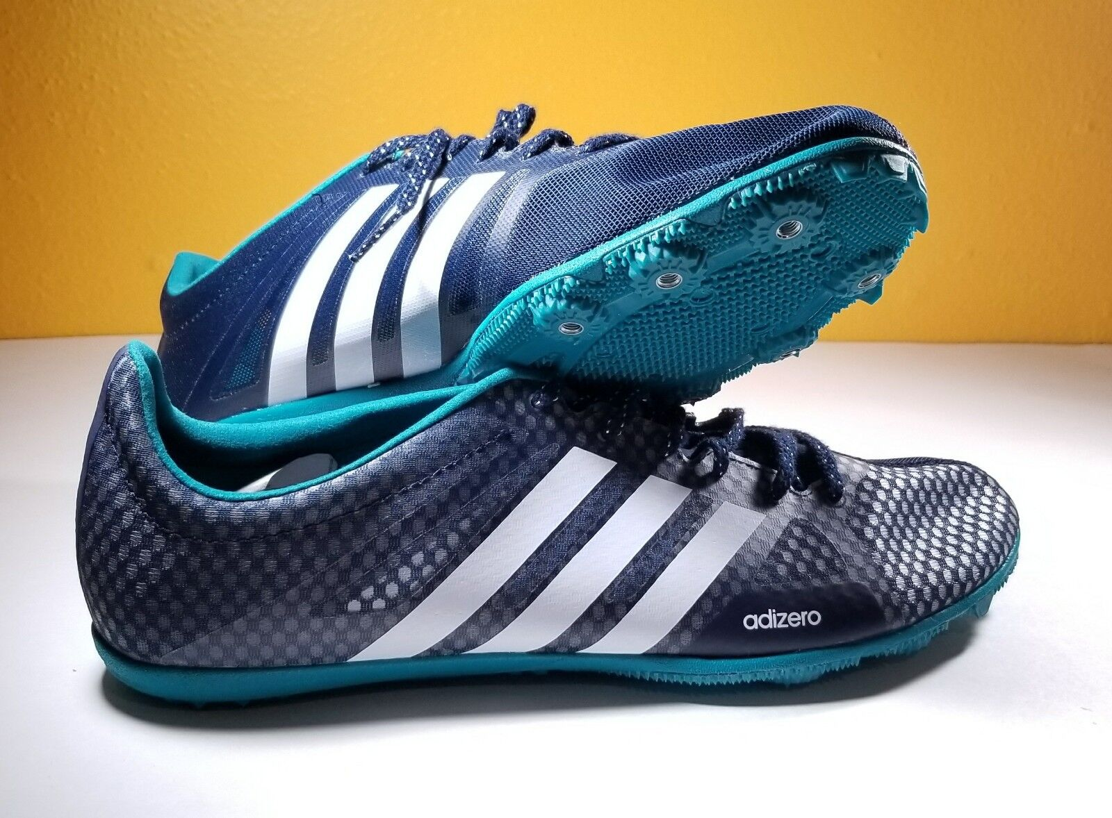 Adidas AdiZero Ambition MD 2 Mens Middle Distance Track Spikes Shoes Sz 11 Price reduction Casual wild