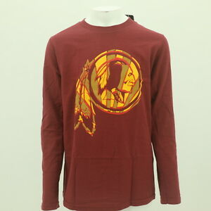 c99040f5 Details about Washington Redskins Kids Youth Size Long Sleeve Official NFL  Shirt New With Tags