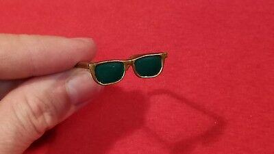 ** 1964-GI JOE CANADA-2020 ** New 1//6 Scale Gold Sunglasses State Trooper Pilot
