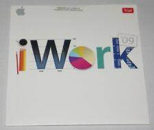 Apple iWork '09 - Mac, 2009 - Trial - NEW - ede | eBay