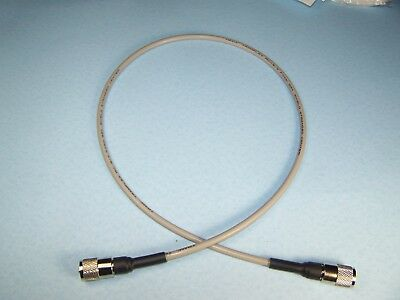 US Made 20 ft RG8X HAM Jumper Antenna Coax Coaxial Cable with No Connectors