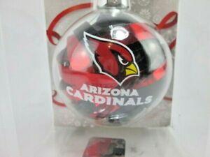 NFL-Christmas-Tinsel-Ball-Ornament-Sports-Collection-Series-Arizona-Cardinals