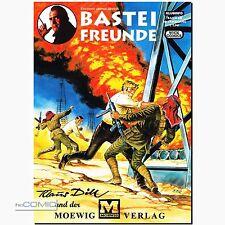 Bastei Freunde 48 KLUBINFO Klaus Dill und der MOEWIG Verlag Sekundär WICK COMIC