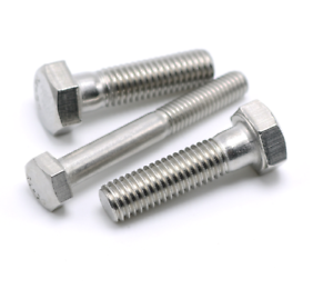 M6 A2 Stainless Steel Hex Head Part Threaded Bolts Hexagon Screws DIN 931