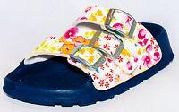 Birki Sandals By Birkenstock For Men Strap Sansibar Magic Flower White Narrow
