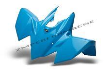 NEW SUZUKI LTR450 06 - 09 PLASTIC ELECTRIC BLUE FRONT FENDER 450 QUADRACER