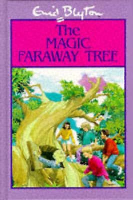 The Magic Faraway Tree by Enid Blyton (1997) Jo Bessie Fanny Dick Original Names