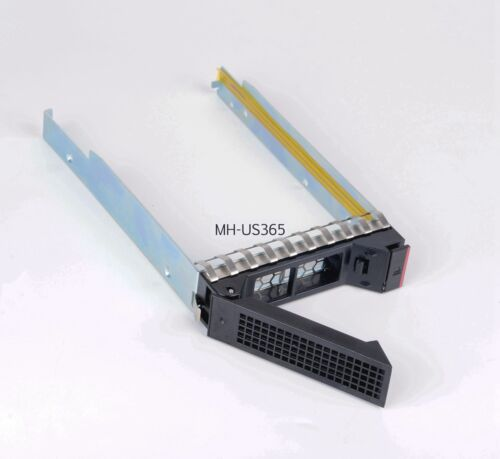 """Lenovo Aftermarket RD650 RD550 RD450 TD550 3.5/"""" HDD Tray Caddy 03T8898 03T8897"""