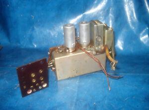 SABA-Roehrenradio-Meersburg-7-Automatic-UKW-Tuner