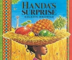 NEW Handa's Surprise Board Book By Eileen Browne Board Book Free Shipping