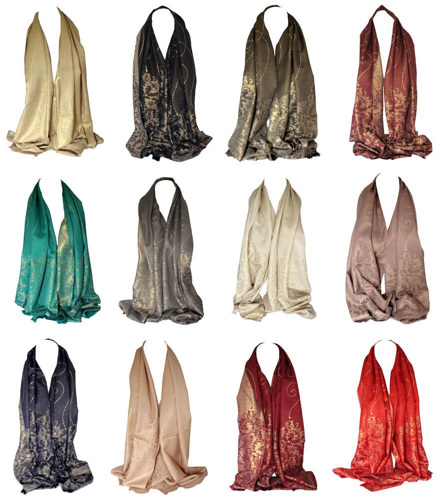 Lèvres Wholesale joblots 12 pcs Scarve Châle Pashmina Cadeau Fleur Paisley Grande Taille