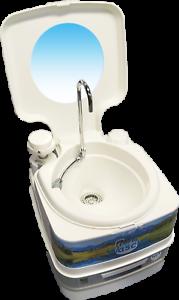 NEU Mobiles Handwaschbeckenohne StromBaustelleMarktGastroAutark